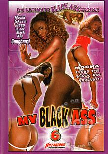 My Black Ass 6 Box Cover