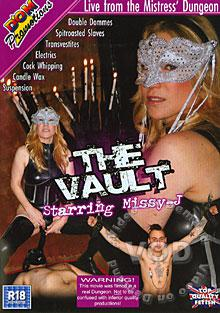 The Vault Box Cover