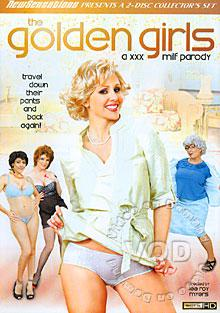 The Golden Girls - A XXX MILF Parody (Disc 1)