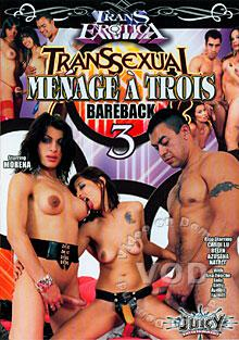 Transsexual Menage A Trois Bareback 3 Box Cover