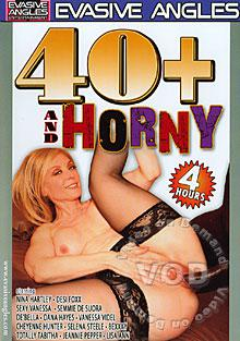 40+ And Horny