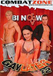 Bi Now Gay Later #2 Box Cover