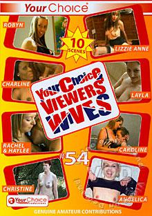 Your Choice Viewers' Wives #54 Box Cover