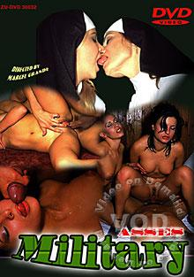 Military Asses Box Cover