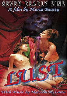 LUST Box Cover