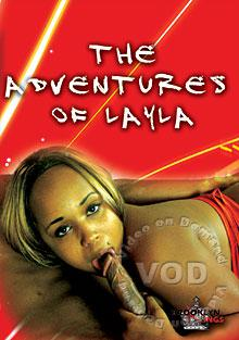 Adventures Of Layla Box Cover