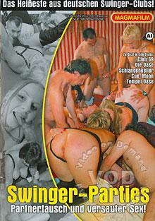 Swinger-Parties Box Cover