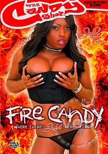 Fire Candy Box Cover