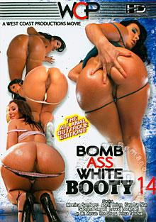 Bomb Ass White Booty 14 Box Cover