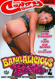 Bangalicious Booties #2 Box Cover