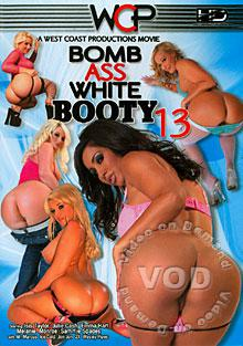 Bomb Ass White Booty 13 Box Cover
