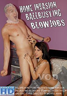 Home Invasion Ballbusting Blowjobs Box Cover