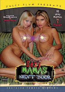 Sexy Mamas Next Door Box Cover