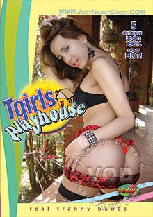 TGirls Playhouse Box Cover