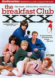 The Breakfast Club - A XXX Parody (Disc 1)