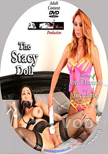 The Stacy Doll Box Cover