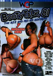 Booty Talk 81 Box Cover