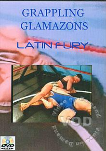 Latin Fury Box Cover