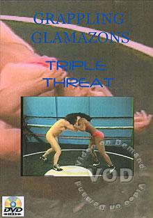 Triple Threat Box Cover