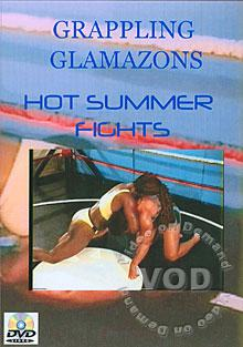 Hot Summer Fights Box Cover