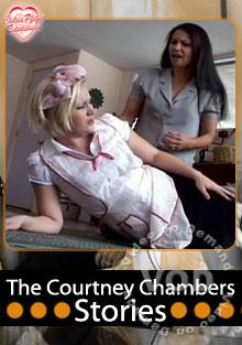 The Courtney Chambers Stories Box Cover