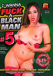I Wanna Fuck A Black Man #5 Box Cover