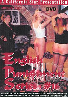 English Punishment Series #16 Box Cover