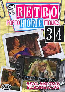 Retro Porno Home Movies 34 Box Cover