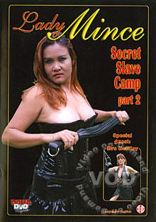 Lady Mince - Secret Slave Camp 2 Box Cover