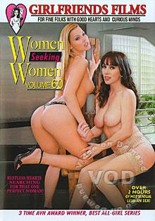 Women Seeking Women Volume 60 Box Cover