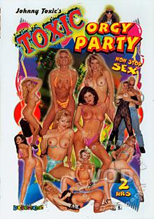 Toxic Orgy Party Box Cover