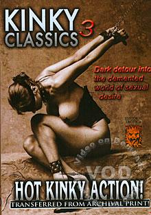 Kinky Classics 3 Box Cover
