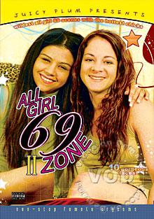 All Girl 69 Zone 2 Box Cover