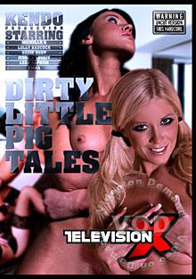 Dirty Little Pig Tales Box Cover