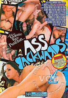 Ass Backwards Box Cover