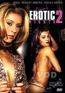 Erica's Erotic Nights 2 Box Cover