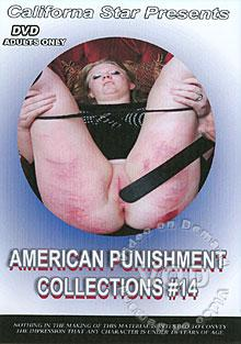American Punishment Collections #14 Box Cover