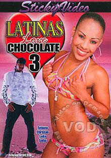 Latinas Love Chocolate 3 Box Cover