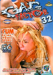 Gag Factor 32 Box Cover