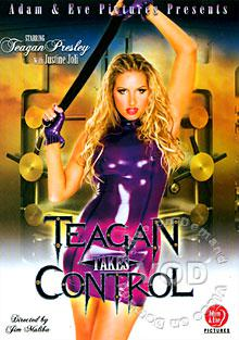 Teagan Takes Control Box Cover - Login to see Back