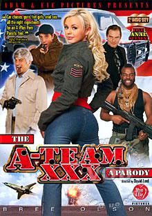 The A-Team XXX - A Parody (Disc 2) Box Cover