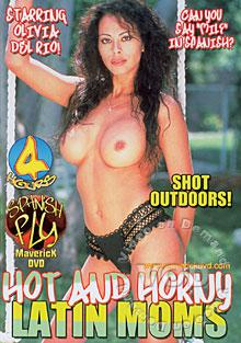 Hot And Horny Latin Moms Box Cover