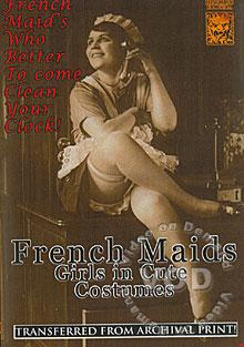 French Maids - Girls In Cute Costumes Box Cover