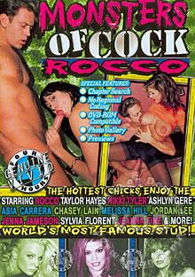 Monsters Of Cock - Rocco Box Cover