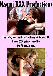 Naomi XXX Gets Serviced By The PC Repair Guy Box Cover