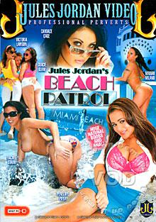 Beach Patrol Box Cover