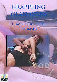 Clash Of The Titans Box Cover