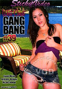 West Coast Gang Bang #39 Box Cover