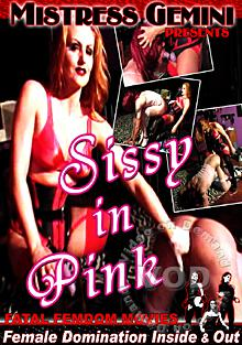 Sissy In Pink Box Cover