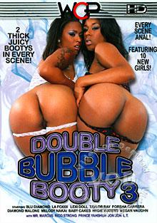 Double Bubble Booty 3 Box Cover